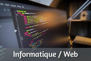 Illustration Informatique Web